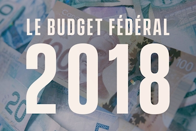 Points saillants GFM du budget fédéral 2018